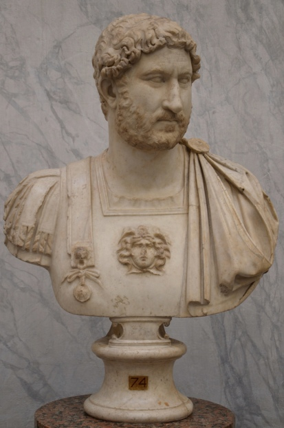 Hadrian, New Wing (Braccio Nuovo), Chiaramonti Museum, Vatican Museums