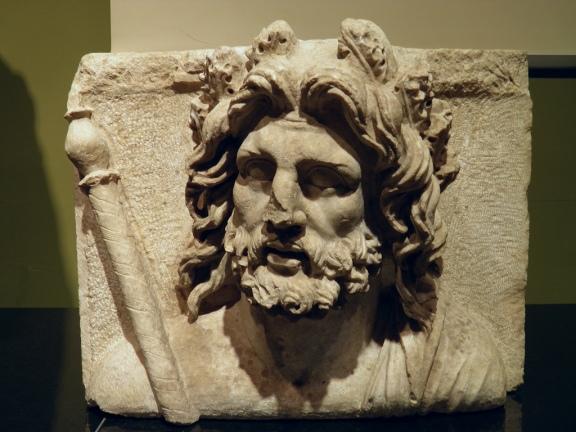 Relief of Zeus, 1st - 2nd century AD, Burdur Museum © Carole Raddato
