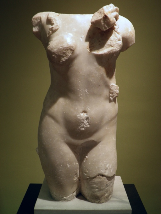 Aphrodite, 2nd – 3rd century AD, from Cremna, Burdur Museum © Carole Raddato