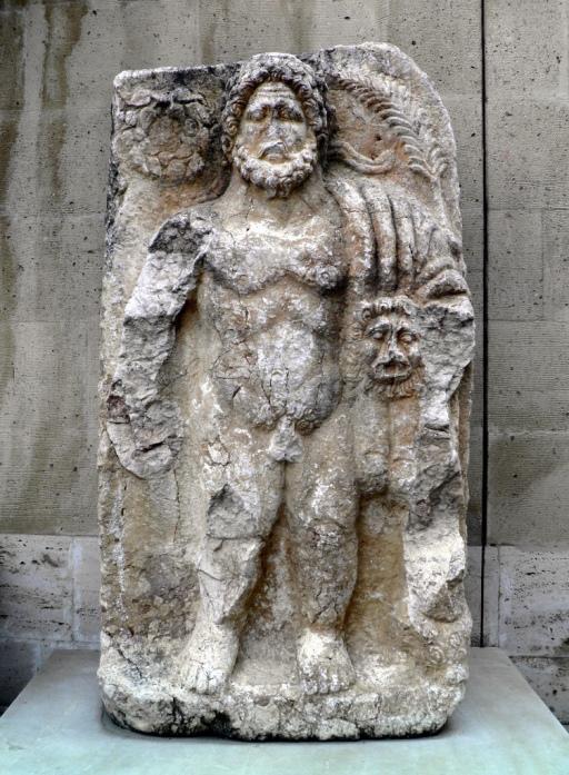 Hercules relief, Burdur Museum © Carole Raddato