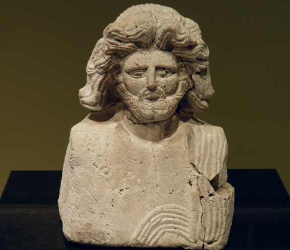 Bust of Zeus, 2nd - 3rd century AD, from Cremna, Burdur Museum © Carole Raddato