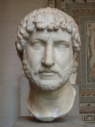 Head of Hadrian, Glyptothek, Munich