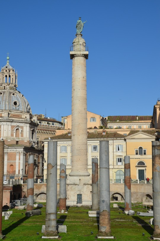 Column of Trajan, Rome © Carole Raddato