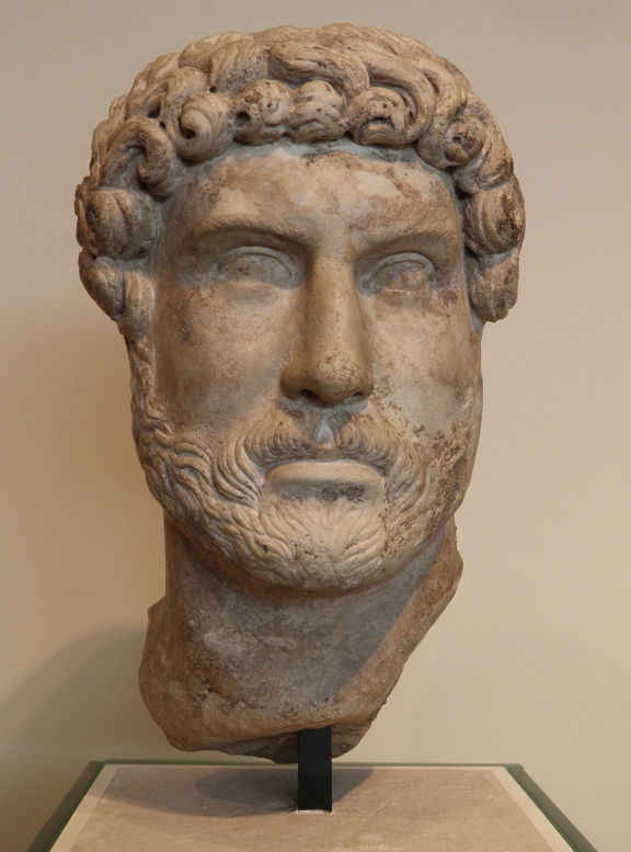 Portrait of Hadrian, CologneRomisch-Germanisches Museum Carole Raddato