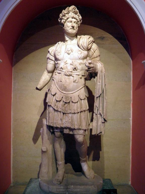 Hadrian statue, Antalya Museum Carole Raddato