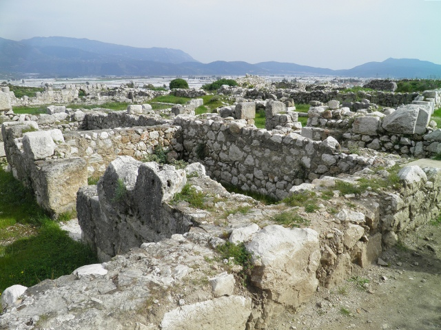 Lycian Acropolis, Xanthos Carole Raddato