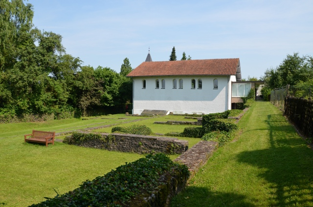 Roman villa in Nennig, Germany © Carole Raddato