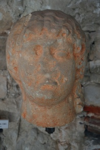 Head of a woman, 2nd quarter of teh 1st century AD