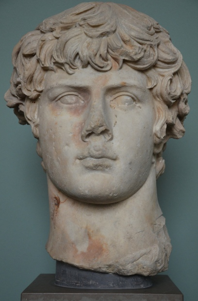 Antinous, shortly after 130 AD, Ny Carlsberg Glyptotek, Copenhagen © Carole Raddato