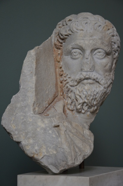 Marcus Aurelius, from the Mausoleum of Hadrian, Rome, AD 170-180, Ny Carlsberg Glyptotek, Copenhagen © Carole Raddato