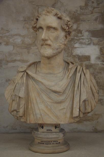 Antoninus Pius, Ny Carlsberg Glyptotek, Copenhagen © Carole Raddato