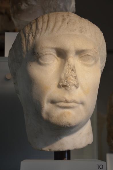 Head of Trajan, Ny Carlsberg Glyptotek, Copenhagen © Carole Raddato