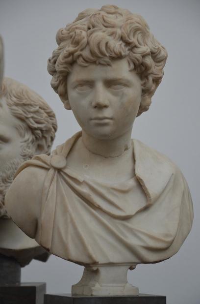 Young Lucius Verus, Ny Carlsberg Glyptotek, Copenhagen