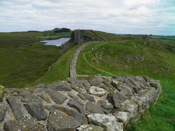 Hadrian's Wall © Carole Raddato