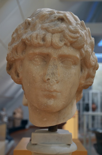 Antinous, National Museum of Denmark, Copenhagen