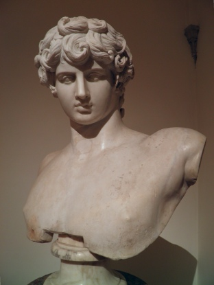 Antinous, Palazzo Altemps, Rome