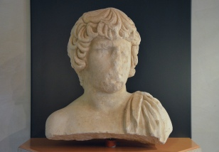 Bust of Antinous, Museo Archeologico Nazionale di Aquileia