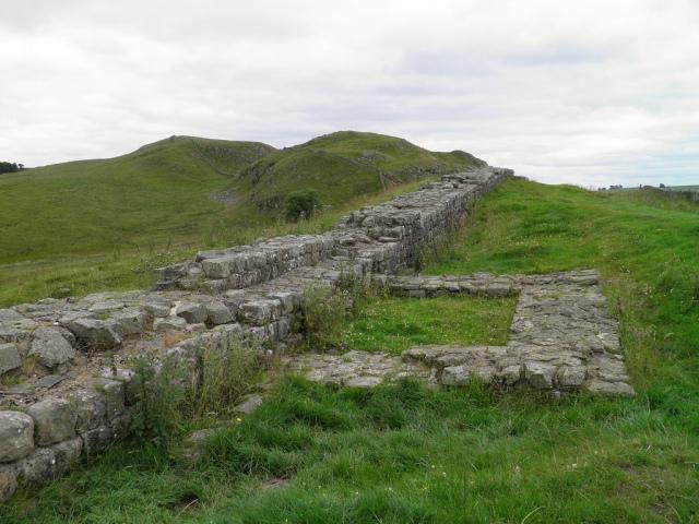 Hadrian's Wall, Turret 41A (Caw Gap) © Carole Raddato
