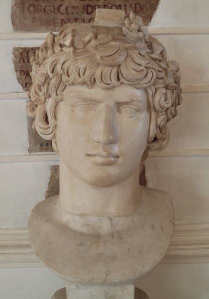 Antinous, Musei Capitolini, Rome