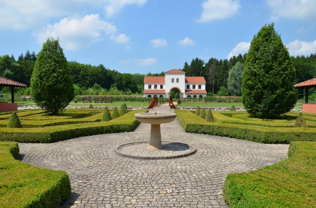 Villa Borg © Carole Raddato