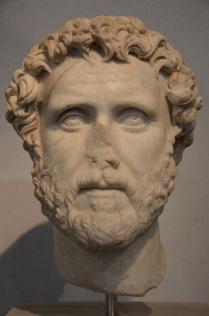 Antoninus Pius, Ca. 138-161 A.D., Palazzo Massimo alle Terme, Rome
