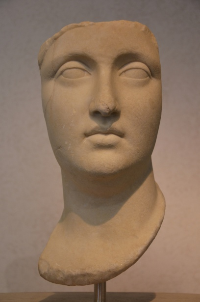 Faustina the Younger (?), from the time of Antoninus Pius (138-161 AD), Palazzo Massimo alle Terme, Rome