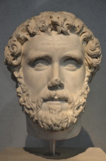 Antoninus Pius, Ca. 138-140 A.D., from Formia, Palazzo Massimo alle Terme, Rome