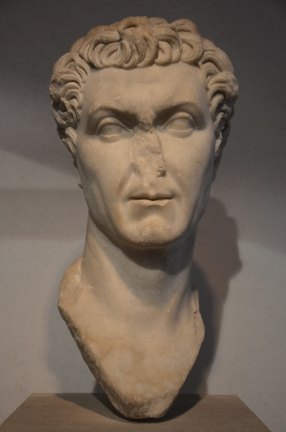 Nerva?, from the Trajanic or Hadrianic period, Palazzo Massimo alle Terme, Rome