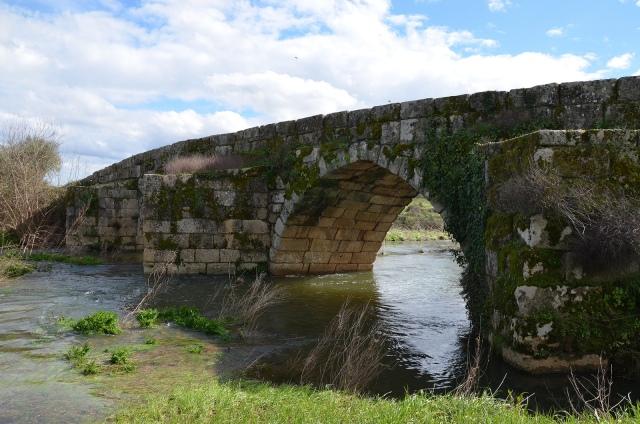 Roman bridge crossing the river Pônsul at Igaeditania, Idanha-a-Velha, Lusitania Portugal © Carole Raddato