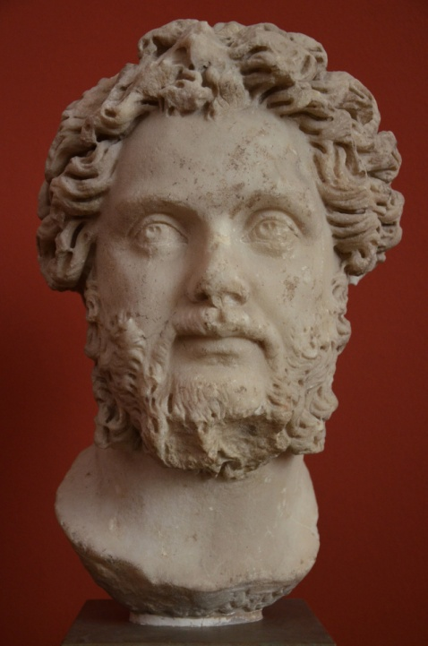 Septimius Severus, dates to the years after 195 AD Ny Carlsberg Glyptotek, Copenhagen © Carole Raddato