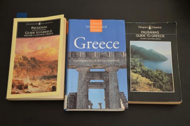 My guide books