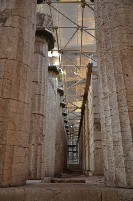The Temple of Apollo Epikourios at Bassae © Carole Raddato