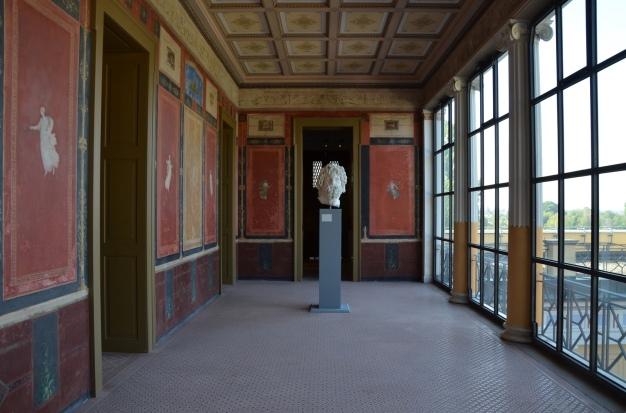 Pompeiianum, Aschaffenburg, Germany © Carole Raddato