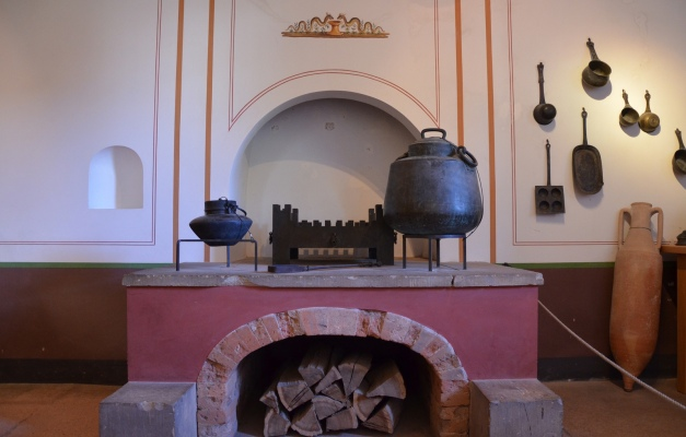 The Culina, Pompeiianum, Aschaffenburg, Germany © Carole Raddato