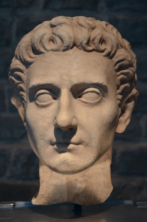 ortrait of the Emperor Nerva, Romisch-Germanisches Museum, Cologne © Carole Raddato