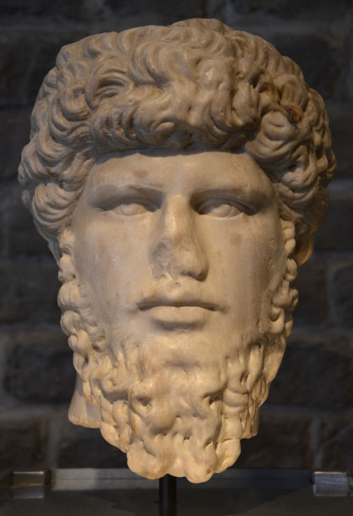 Head of Lucius Verus, Romisch-Germanisches Museum, Cologne © Carole Raddato