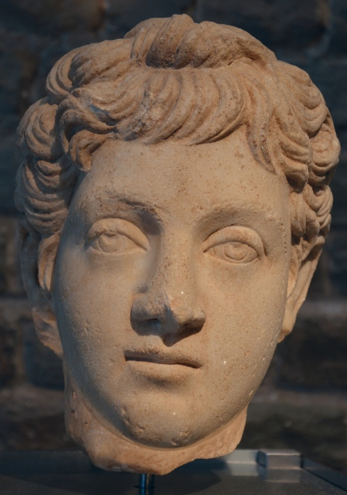 Head of Commodus, 170-180 AD, Romisch-Germanisches Museum, Cologne © Carole Raddato