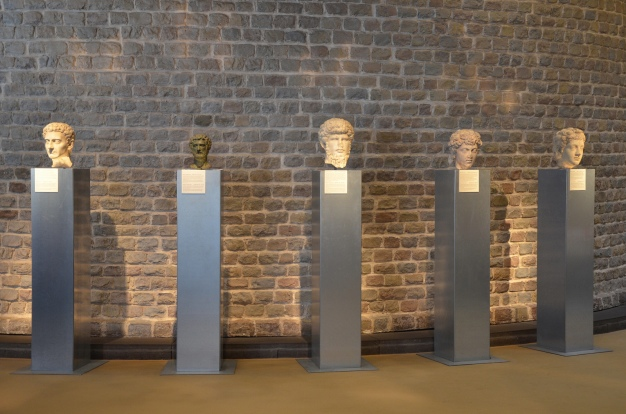 The Nerva–Antonine dynasty, Romisch-Germanisches Museum, Cologne © Carole Raddato