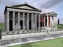 The Capitolium and Temple of Augutus