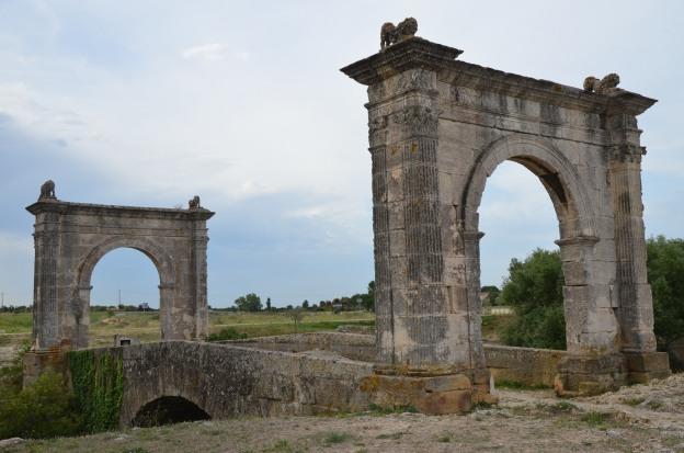 The Pont Flavien, Saint-Chamas © Carole Raddato