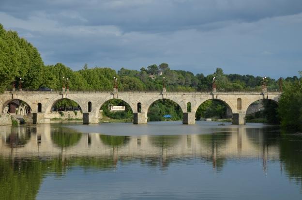 The Pont Tibère, Sommières © Carole Raddato