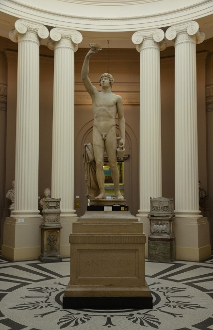 Antinous, c. AD 130-138, restored c. 1795 as Ganymede, Lady Lever Art Gallery, Liverpool © Carole Raddato