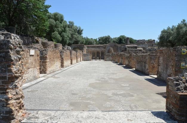The Hospitalia, Hadrian's Villa, Tivoli © Carole Raddato