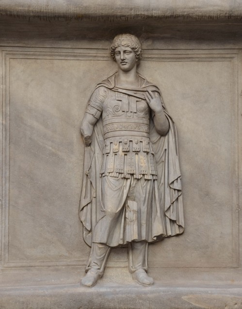 Representation of one of the Roman provinces, perhaps Hispania, relief from the Hadrianeum, Capitoline Museum © Carole Raddato