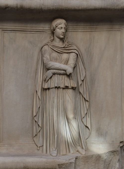 Representation of one of the Roman provinces, perhaps Moesia, relief from the Hadrianeum, Capitoline Museum © Carole Raddato
