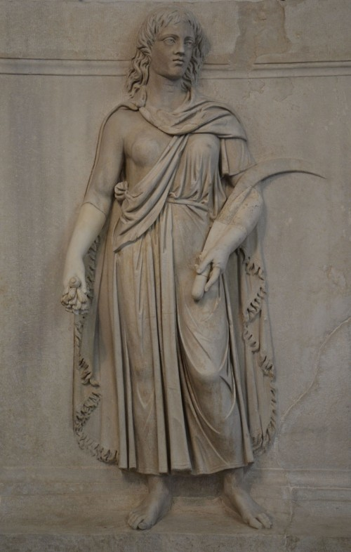 Representation of one of the Roman provinces, perhaps Thrace, relief from the Hadrianeum, Palazzo Massimo alle Terme, Rome © Carole Raddato