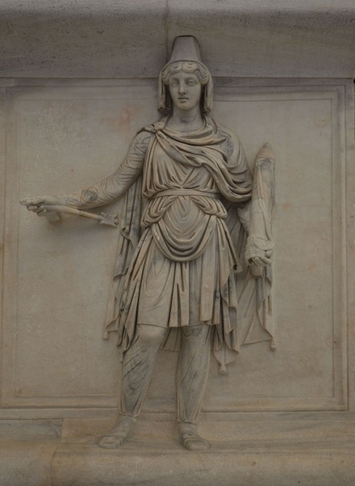 Representation of one of the Roman provinces, Parthia or Armenia, relief from the Hadrianeum, Naples National Archaeological Museum © Carole Raddato