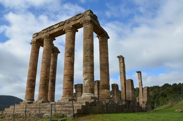 Temple of Antas, Sardinia © Carole Raddato