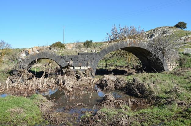 Pont Ezzu (Old Bridge), Roman bridge near Mores, Sardinia Carole Raddato CC BY-SA