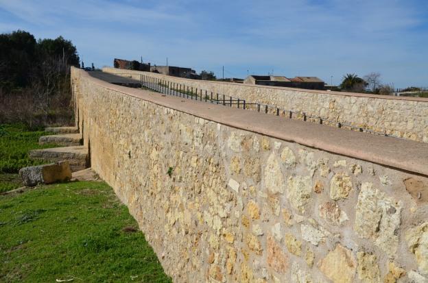 Roman bridge of Turris Libisonis, Porto Torres, Sardinia Carole Raddato CC BY-SA
